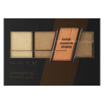 カネボウ化粧品KATE(ケイト) デザイニングブラウンアイズ BR-3 オレンジブラウン Kanebo(カネボウ)