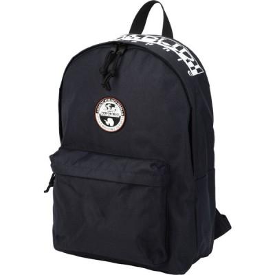 ナパピリ NAPAPIJRI メンズ バックパック・リュック デイパック バッグ happy daypack re Dark blue