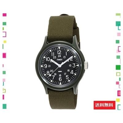 [タイメックス] 腕時計 オリジナルベトナムキャンパー TW2P88400 正規輸入品 グリーン
