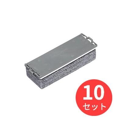 【10個セット】コクヨ めくれるホワイトボード用イレーザー(メクリーナ16)替えシート RA-R31【まとめ買い】