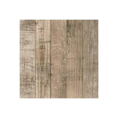 壁紙屋本舗 はがせる パッチワーク 壁紙 hattan ハッタン ウッド 6枚セット のり付き 木目柄 ナチュラル ブラウン 茶色 まっすぐ HWD-