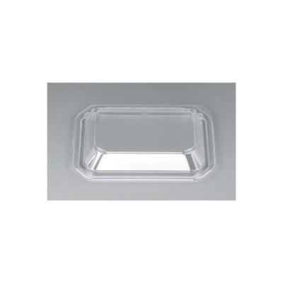 【50枚】BF-12嵌合蓋 使い捨て 弁当 惣菜容器 フタ 50枚入