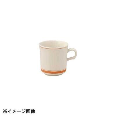 光洋陶器 KOYO カントリーサイド ソーバー オレンジ マグカップ  13425050