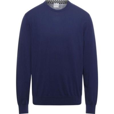 ポールスミス PAUL SMITH メンズ ニット・セーター トップス sweater Dark purple