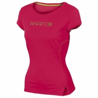 karpos カルポス アウトドア 女性用ウェア Tシャツ karpos futura-woman