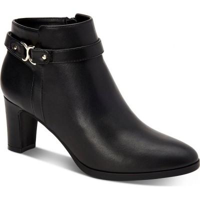 チャータークラブ Charter Club レディース ブーツ シューズ・靴 Pixxy Dress Booties Black