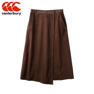 カンタベリー CANTERBURY ラップスカート(レディース) WRAP SKIRT WA50718-60