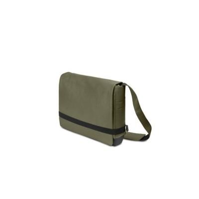ショルダーバッグ バッグ モレスキン クラシック レザー スリムメッセンジャー バッグ