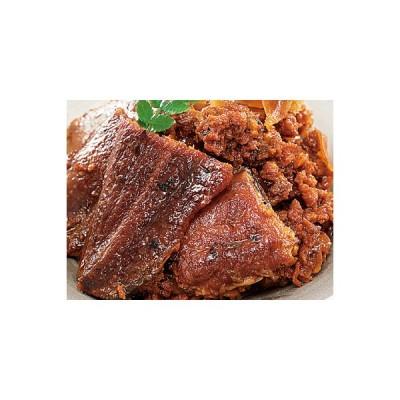 国産 うなぎと牛そぼろの 甘辛煮 5袋 セット