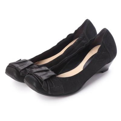 シューズラウンジ shoes lounge パンプス 3153884BM (ブラック)