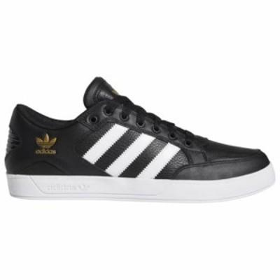 (取寄)アディダス メンズ シューズオリジナルス ハードコート ローMen's Shoes adidas Originals Hardcourt LowBlack White 送料無料