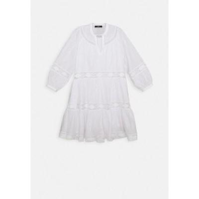 シュテフェン スクラウト レディース ワンピース トップス IPANEMA SUMMER DRESS - Day dress - white white