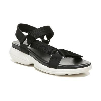 ナチュライザー サンダル シューズ レディース Flores Sport Sandals Black