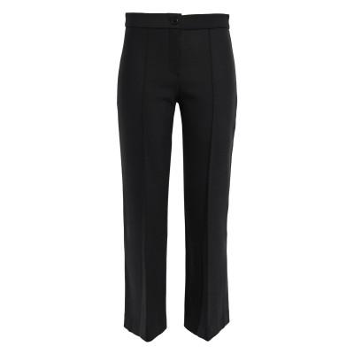 セオリー THEORY パンツ ブラック 12 ポリエステル 53% / ウール 43% / ポリウレタン 4% パンツ