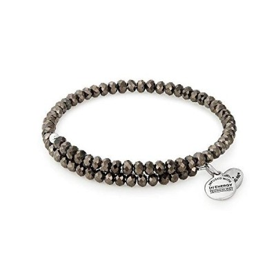 Alex and Ani Women's Brilliance Wrap Galaxy Bracelet, Rafaelian Silver