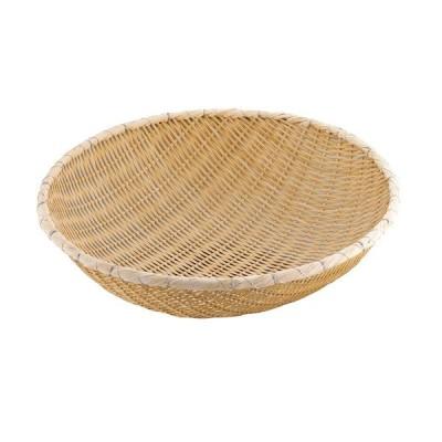 竹製藤巻揚ザル 45cm