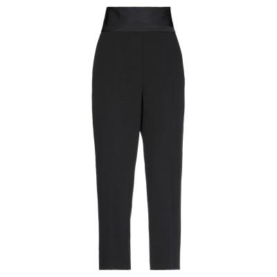 リュー ジョー LIU •JO パンツ ブラック 38 ポリエステル 89% / ポリウレタン 11% パンツ
