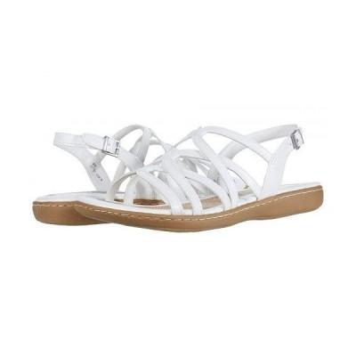 b.o.c. ビーオーシー レディース 女性用 シューズ 靴 サンダル Cora - White