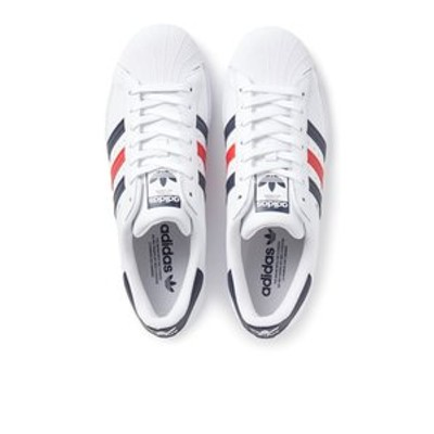 FX2328 SUPERSTAR *WHT/RED/WHT 600828-0001