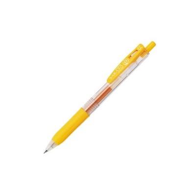 [ゼブラ] サラサクリップ0.5mm 黄