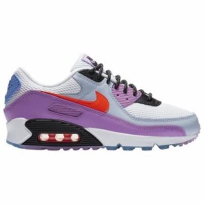 (取寄)ナイキ レディース シューズ エア マックス 90 Nike Women's Shoes Air Max 90White Hyper Crimson Violet Star 送料無料