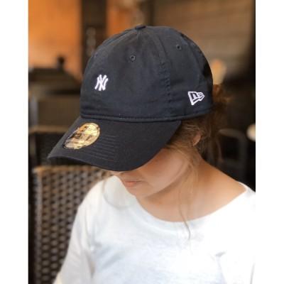Outfitter lab / 【NEW ERA】ニューエラ キャップ 9TWENTY MINI LOGO MLB ニューヨークヤンキース 帽子 WOMEN 帽子 > キャップ