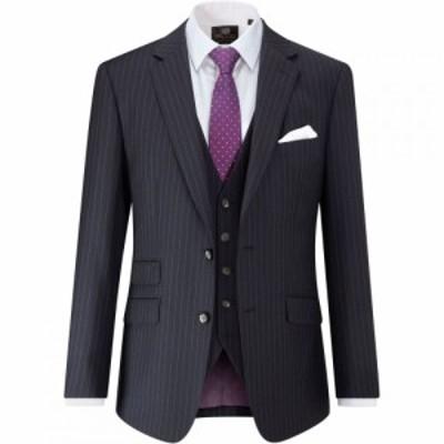 スコープス Skopes メンズ スーツ・ジャケット アウター Highbury Wool Jacket Navy