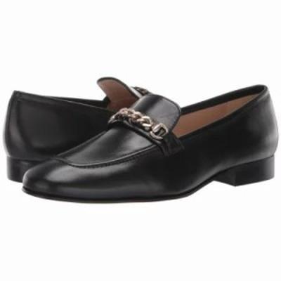 エルケーベネット ローファー・オックスフォード Stevie Black Calf Leather