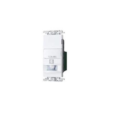 パナソニック 熱線センサ付自動スイッチ 《かってにスイッチ》 壁取付 2線式 LED専用1.2A WTK1511W