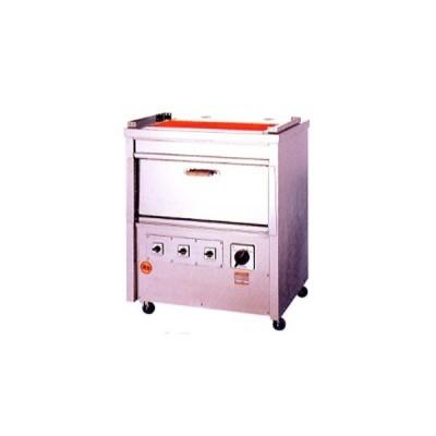 ヒゴグリラー 焼き鳥焼き機 オーブン付タイプ GO-15 メーカー直送/代引不可【】