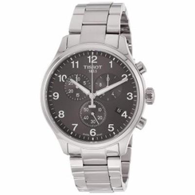 腕時計  [ティソ] 腕時計  クロノ XL クラシック クォーツ T1166171105701 メンズ 正規輸入品 シルバー