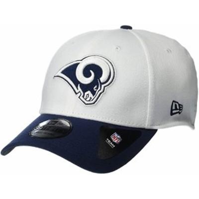 (取寄)ニューエラ ユニセックス NFL チーム クラシック 39サーティ フレックス フィット キャップ - ロス エンゼルス ラムズ New Era Uni