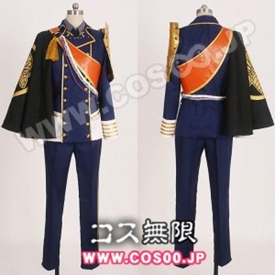 刀剣乱舞 -ONLINE-風◆一期一振◆コスプレ衣装