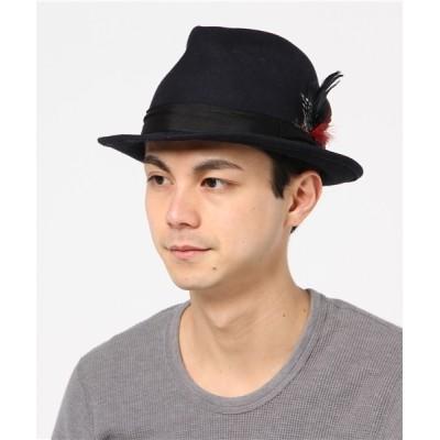 CMB by CAMBIO / ウールハット MEN 帽子 > ハット