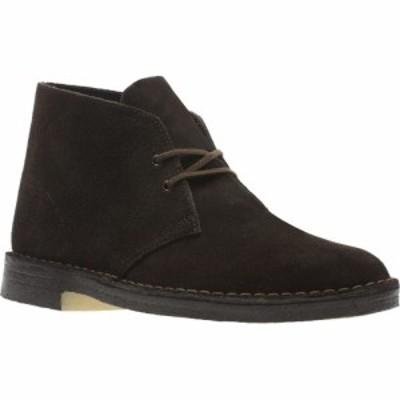 クラークス CLARKS メンズ ブーツ チャッカブーツ シューズ・靴 Desert Chukka Boot Brown/Brown Suede