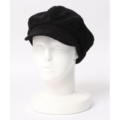 Revo. / コーデュロイキャスケット WOMEN 帽子 > キャスケット