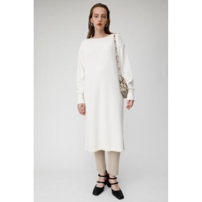 【マウジー/MOUSSY】 THERMAL LONG ドレス
