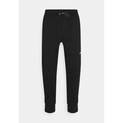 カルバンクライン カジュアルパンツ メンズ ボトムス SUSTAINABLE MILANO PANT - Tracksuit bottoms - black