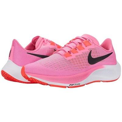 ナイキ Air Zoom Pegasus 37 レディース スニーカー シューズ 靴 Pink Glow/Black/Platinum Violet/White