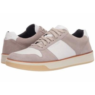 コールハーン メンズ スニーカー シューズ Grand Crosscourt Crafted Sneaker Pumice Stone/Ivory
