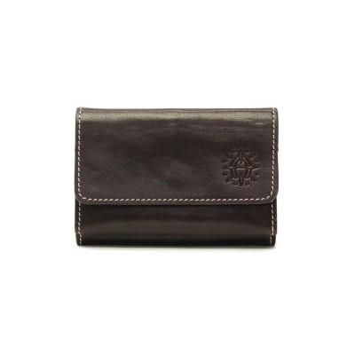 【ギャレリア】 ダコタ 財布 三つ折り財布 Dakota フォンス 0035890 レディース ダーク ブラウン F GALLERIA