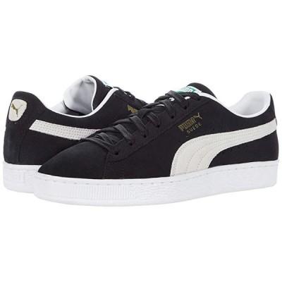 プーマ Suede Classic XXI メンズ スニーカー 靴 シューズ Puma Black/Puma White