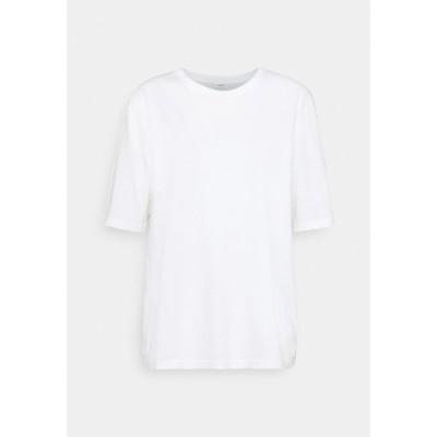 フィリッパコー Tシャツ レディース トップス CLARA TEE - Basic T-shirt - white