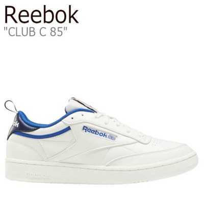 リーボック スニーカー REEBOK メンズ レディース CLUB C 85 クラブ C 85 BEIGE ベージュ BLUE ブルー FX3359 シューズ