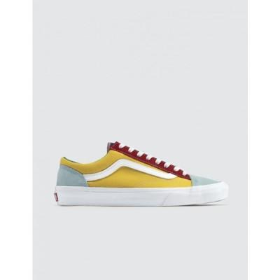 ヴァンズ Vans メンズ スニーカー シューズ・靴 style 36 Multicolor/True White