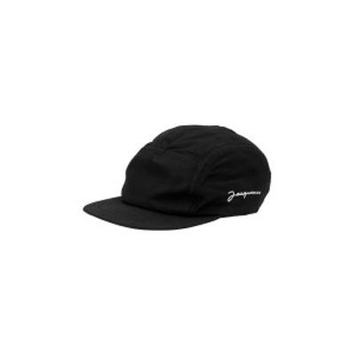 JACQUEMUS/ジャックムス Black   La casquette porte' cap メンズ 春夏2021 215AC04215504990BLACK ju