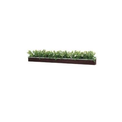 サインディスプレイ グリーンモード デザインポット 90.8×6.0×5.8cm GR4045