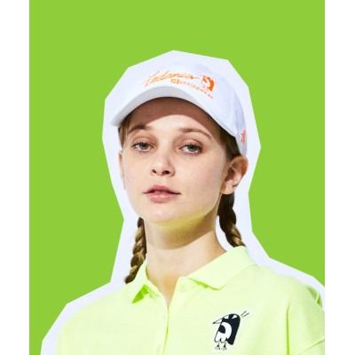 【マンシングウェア】 キャップ レディース ホワイト系 F Munsingwear