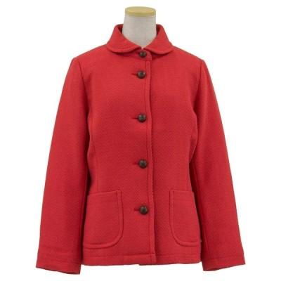 婦人 シニアファッション 秋冬 60代 70代 80代 婦人 裏キルティング ジャケット アウター 介護 母の日 敬老の日