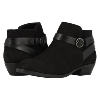 ソフトウォーク SoftWalk レディース ブーツ シューズ・靴 Raven Black